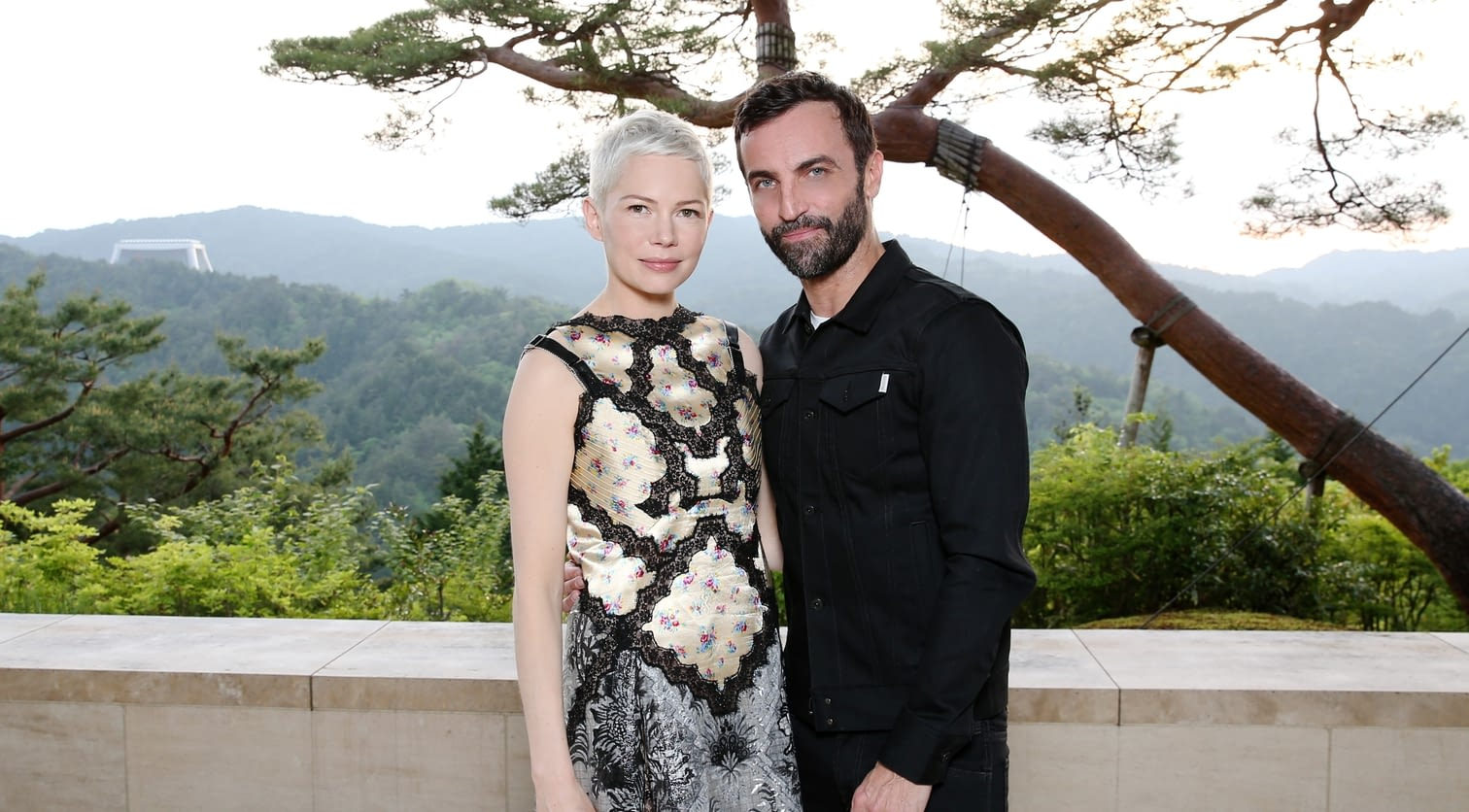 Michelle Williams, Nicolas Ghesquiäre.jpg