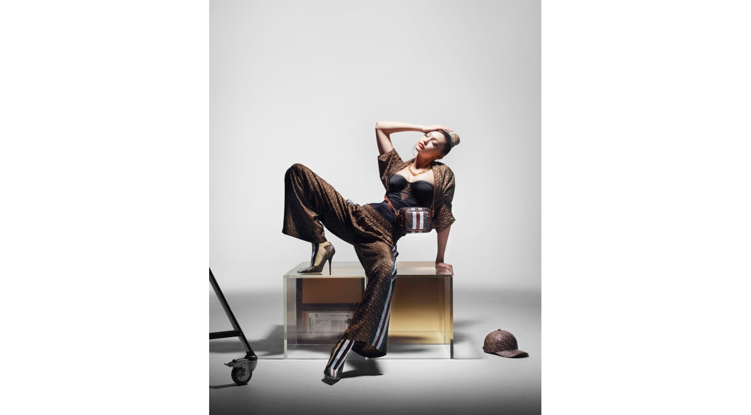 Burberry Debuts Monogram Collection Through A Campaign Starring Gigi Hadid c Courtesy of Burberry _ Nick Knight_004.jpg