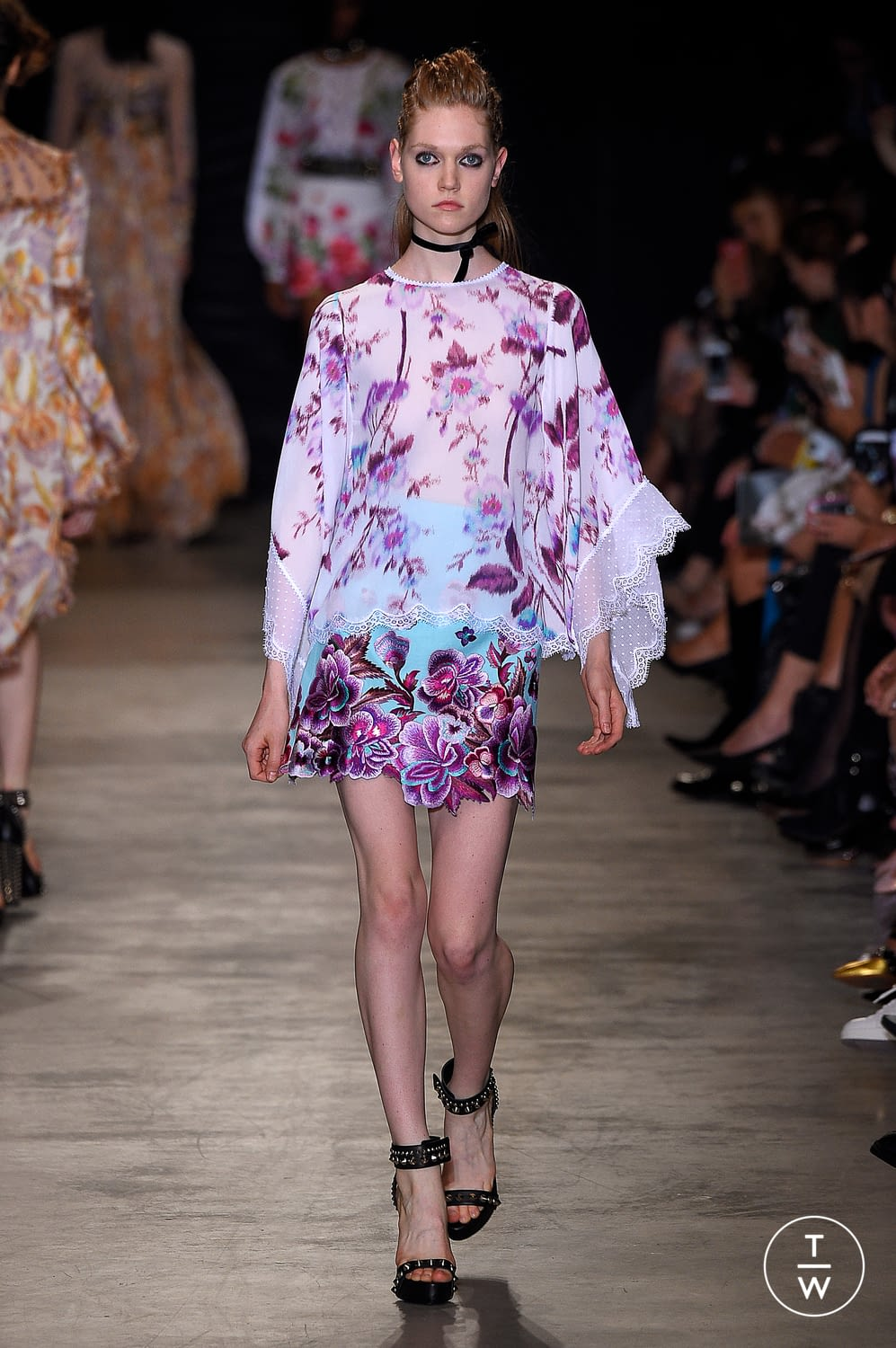 Блузки Лето 2017 Andrew Gn