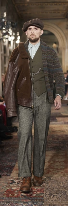 Ralph Lauren Fall/Winter 2018
