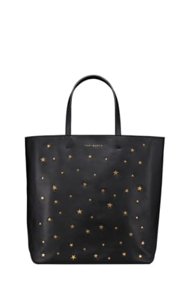 TB Star Stud Small Tote 51081 in Black.jpg