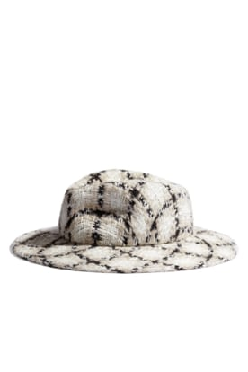 AA0431-X13126-K1970 Ivory, black and grey hat in tweed and felt.jpg