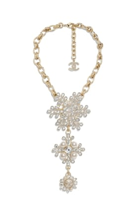 AB1829-Y47875-Z8905 Necklace in golden metal, resin, strass and glass beads.jpg