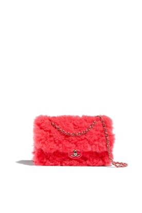 AS1063-B01364-N5260- Bright red bag in leather and shearling.jpg