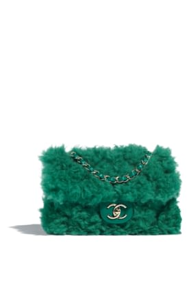 AS1199-B01364-N5029- Green bag in leather and shearling.jpg