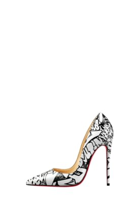6c080dde90ef CHRISTIAN LOUBOUTIN S S19. SO KATE CALF WALLGRAF BLACK WHITE (HD).jpg