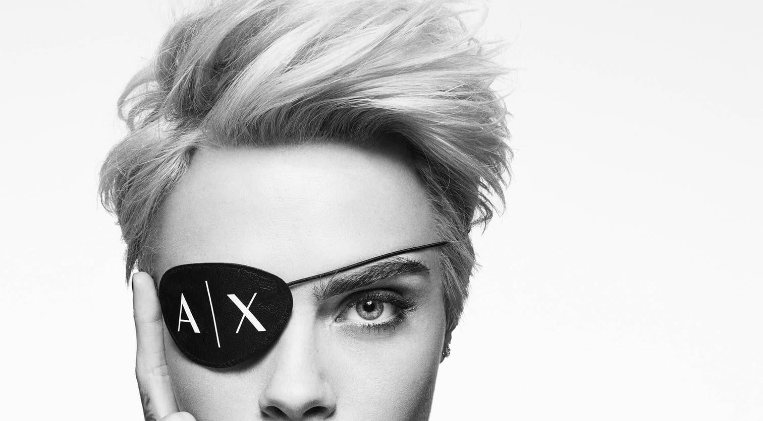 CARA DELEVINGNE, MARTIN GARRIX AND LI YIFENG FRONT THE NEW AX ARMANI EXCHANGE FW 1718 ADVERTISING CAMPAIGN (2).jpg