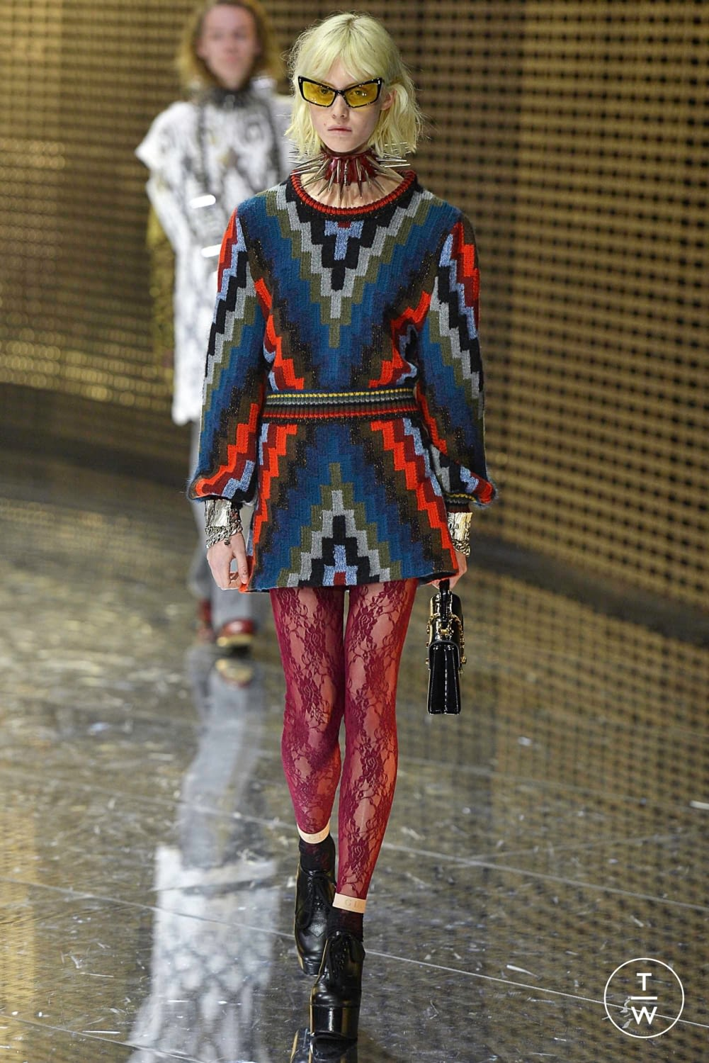 c0b24175365 Gucci Fall Winter 2019 Look 70. gucci aw19 0070.jpg