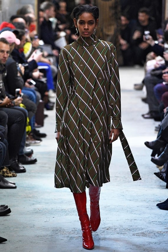 Arthur Arbesser Fall/Winter 2018